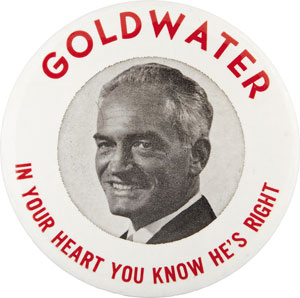 Goldwater button 1