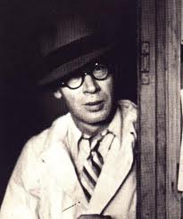 HENRY_MILLER_in_white_raincoat