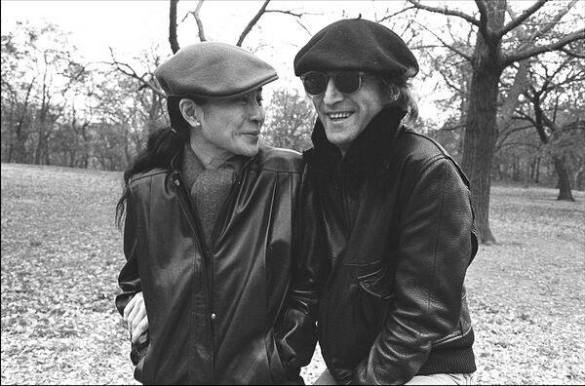lennon and ono death