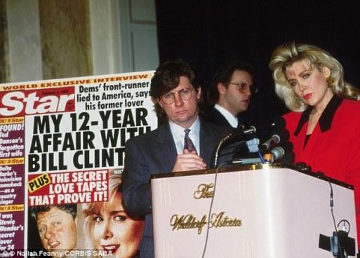 1992 sex scandal