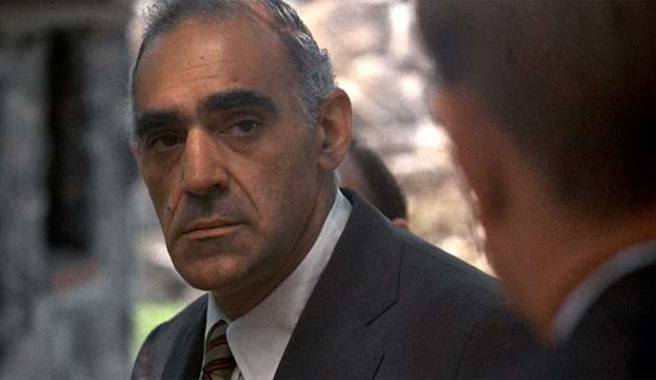 abe vigoda as tessio in the godfather