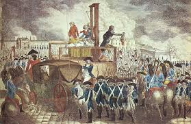 louis xvi dies by guillotine