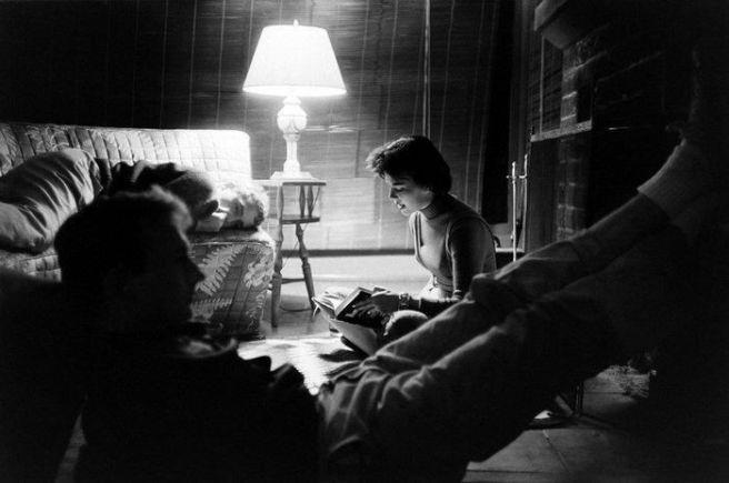 natalie wood reading 1956