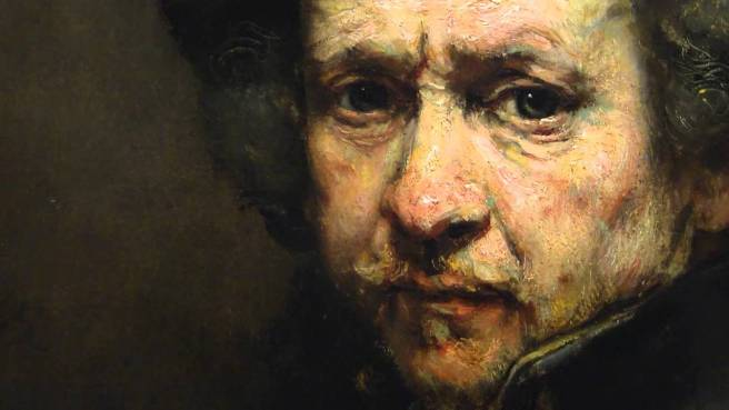 rembrandt self-portrait 1659