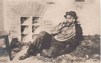 stansilavski in costume