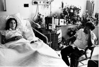 dolores in hospital