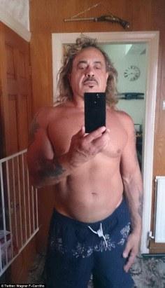 male selfie